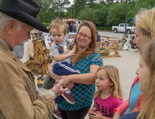 Save Water Texas celebrates Texas Heritage Earth Day