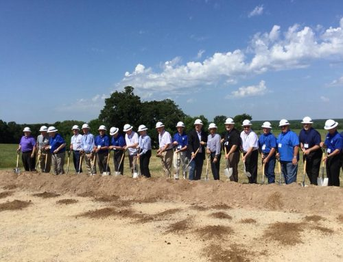 Groundbreaking of North Texas' first major reservoir in nearly 30 years