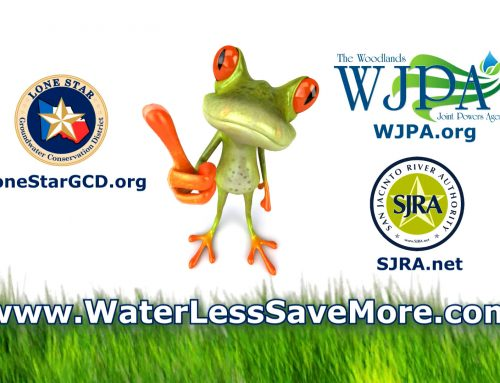 Water Less Save More – Theater Ad