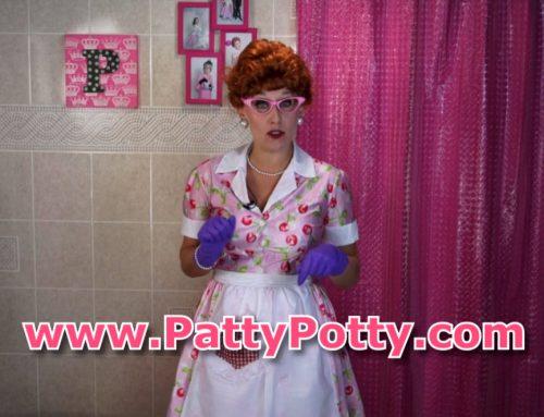Potty Talk with Patty Potty