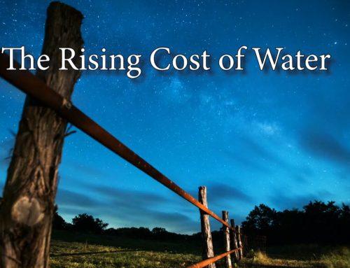The Rising Cost of Water – NHCRWA