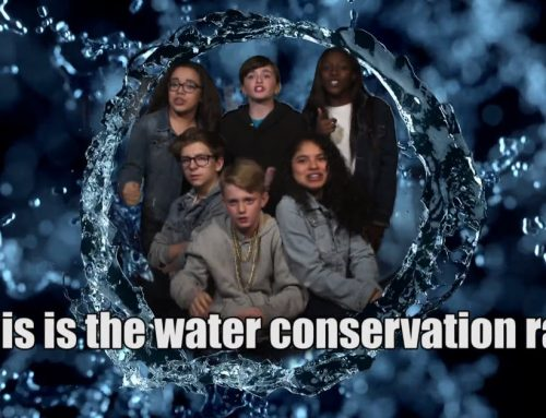 The Water Conservation Rap