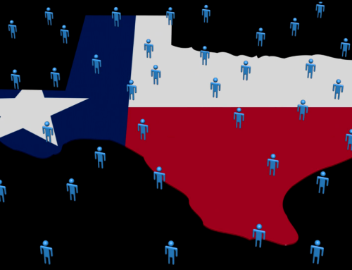 Water for Texas – Population